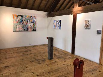 Installation shot, Anthony Housman, 2017