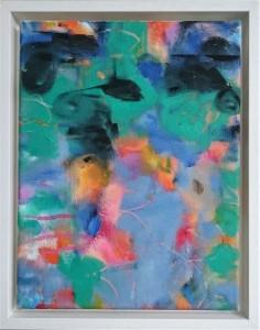 Oscillating Light. Anthony Housman. 2019