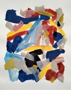 Yellow Bars, Anthony Housman, 2021
